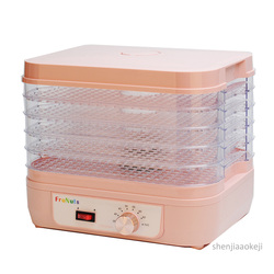 Food dehydrator household Multi-function Fruit/vegetable/meat dried machine TS-968-3 (F-01J) pet snacks drying machine 220v 1pc