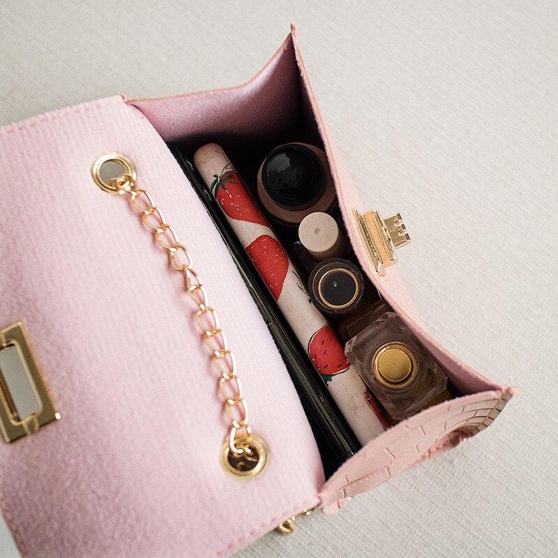 PU modne ženske torbice poletne nove krokodil vzorčne torbice - Torbice - Fotografija 2