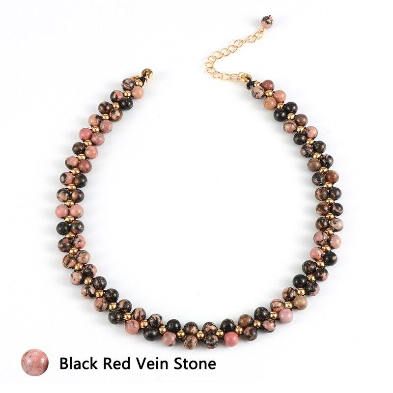 Black Red Vein