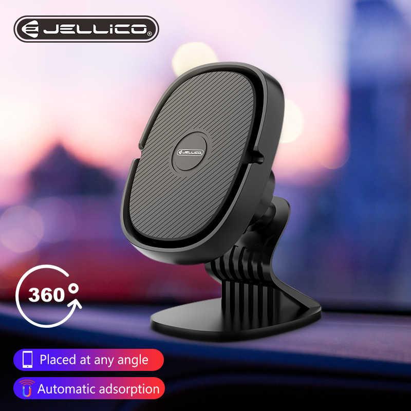 Jellicoรถผู้ถือโทรศัพท์Magnetic Air Vent CLIP Mountแม่เหล็กโทรศัพท์มือถือขาตั้งโทรศัพท์มือถือรองรับโทรศัพท์มือถือผู้ถือรถGPS