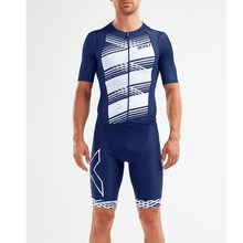 2019 outdoor mens triathlon suit summer cycling jersey ropa