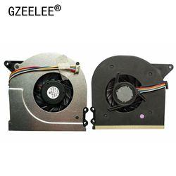 GZEELE nowy wentylator procesora dla ASUS X51 X51R X51L X51RL X51H dobrej jakości laptopa cpu wentylator chłodnicy 4 PIN