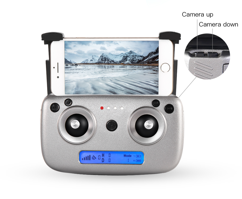 SG907 WIFI RC Quadcopter GPS Drone with 4K HD Dual Camera for Wide Angle Video Shooting 13
