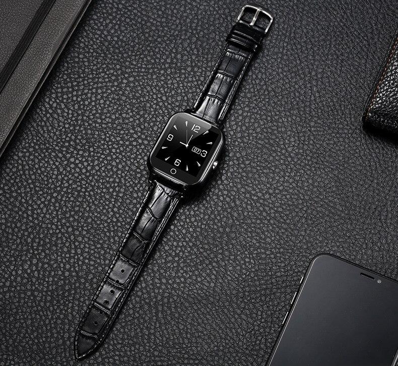 Elderly Smart Bracelet Watch Men Women GPS Wifi ECG Heart Rate Alarm Clock Pedometer Blood Pressure Phone Call Smartwatch (7)