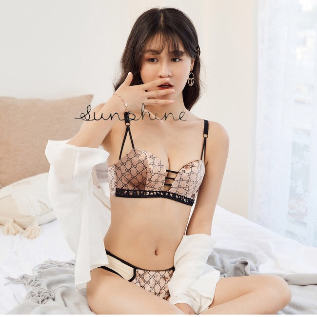 Gucci inspired lingerie set