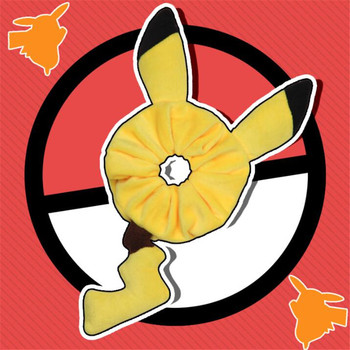 Anime kieszonkowe potwory pokemon pikachu Cosplay akcesoria do kostiumów nakrycia głowy opaska do włosów tanie i dobre opinie WOMEN COTTON
