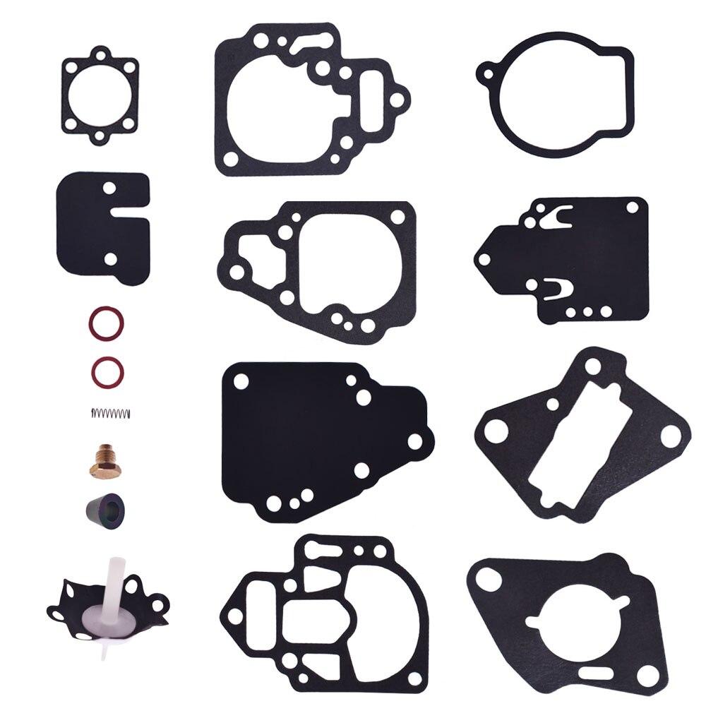Kit de reparación de carburador para coche Mercury, Kit de reparación para Mercury Mariner 15, 18, 20, 25 Hp, 1395-9761-1