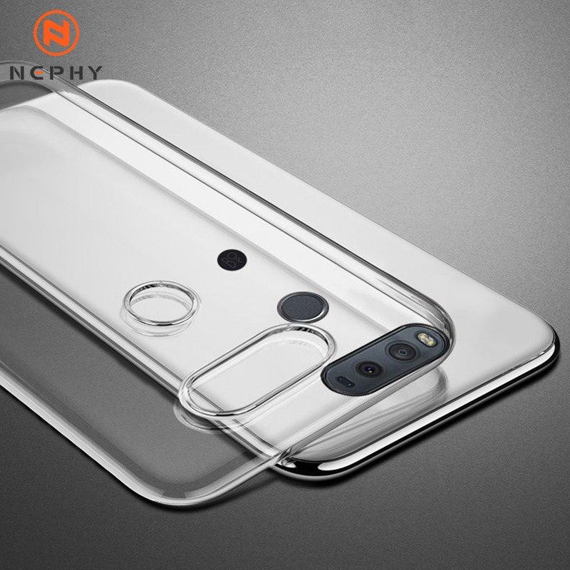 Силиконовый мягкий прозрачный чехол для LG G3 G4 G5 G6 G4 G7 Stylus K10 V10 V20 G 3 4 5 6 7 V 20 K 10 Dual TPU чехол на заднюю панель мобильного телефона Etui