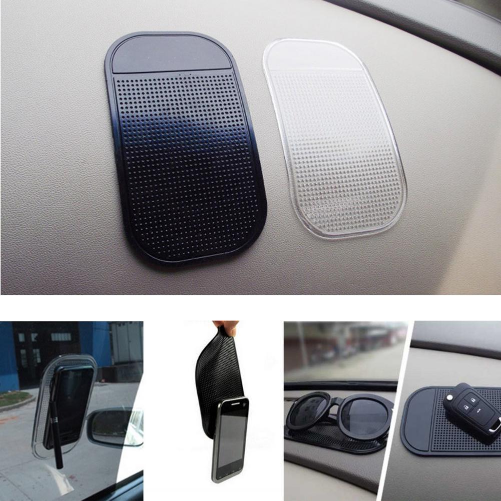 Universal Car Non-Slip Mat Auto Silicone Interior Dashboard Phone Anti-Slip Storage Mat Pads Car Gadget Car Mats Car Accessories