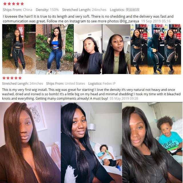 13x6 prosto koronki przodu włosów ludzkich peruk 30 Cal 4x4 zamknięcie peruka Mi Lisa Remy brazylijski prosto przejrzyste koronki przodu peruka