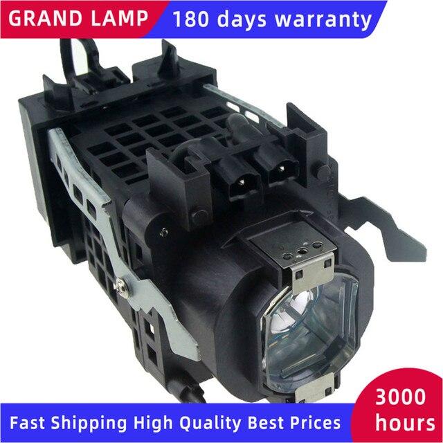 GRAN TV XL2400 XL 2400 per SONY KDF 46E2000 KDF 50E2000 KDF 50E2010 KDF 55E2000 KDF E42A10 Lampada Del Proiettore Della Lampadina Con Alloggiamento