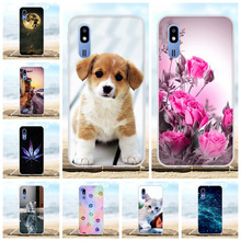 For Samsung Galaxy A2 Core Case Soft TPU For Samsung Galaxy A2 Core A260F Cover Animal Pattern For Samsung Galaxy A2 Core Shell стоимость