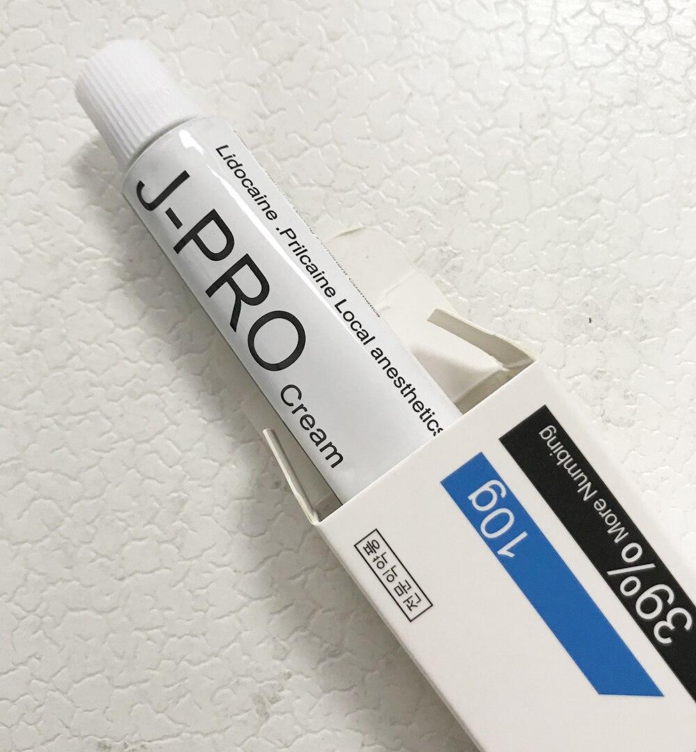 J-PRO Care Cream Gel Tuber Cream For Tattoo Permanent Makeup Eyebrow Lip Body Skin 10G