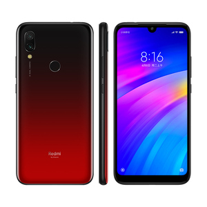 Image 5 - Globalny rom Xiaomi Redmi 7 4GB 64GB 4000mAh Smartphone octa core Snapdragon 632 12MP kamera 6.26 cal 19:9 pełny ekran