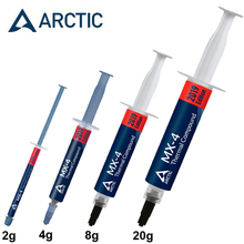New ARCTIC MX-4 2g 4g 8g 20g AMD Intel processor CPU Cooler Cooling Fan Thermal Grease VGA Compound Heatsink Plaster paste