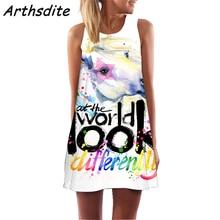 2019 Summer Short Dress Floral Print Boho Beach Dress Tunic Mini Dress Women Evening Party Dress Sundress Vestidos de festa XXL ijoy asolo 200w temperature control box mod color random