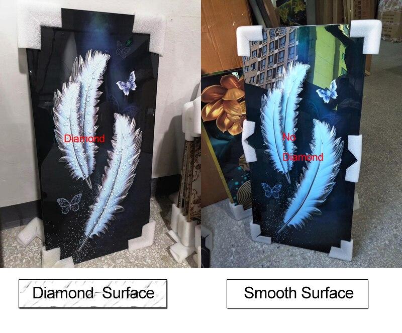 Porcelana de cristal pintura elk sorte elefante