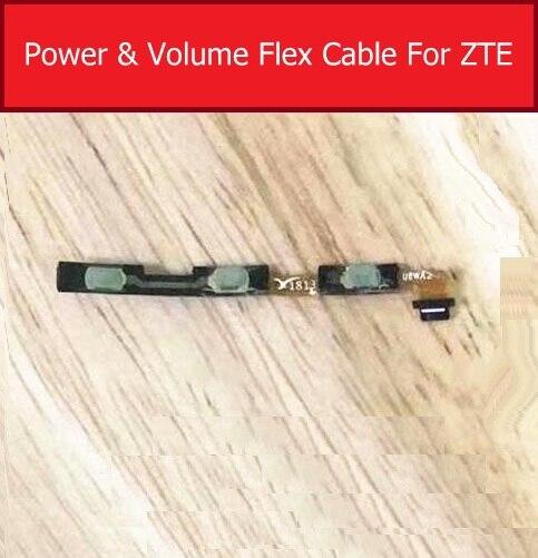 Шлейф кнопки включения питания и громкости для ZTE V9 VITA USB зарядный док-порт разъем Jack Плата Запасные Запчасти для ремонта