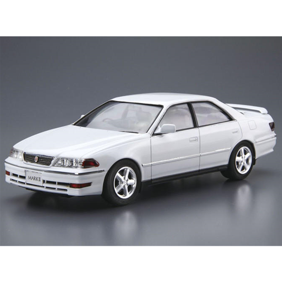 1/24 Scale Model Car Building Kits Toyota JZX100 MarkII TourerV `00 05680 Assembly Toys For Kids Children Adults