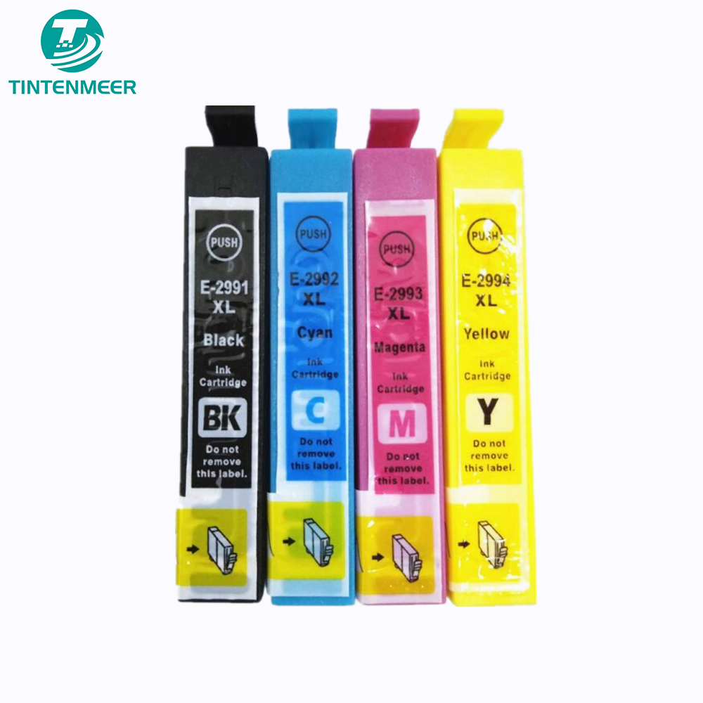 TINTENMEER T29xl T29 ink cartridge compatible for <font><b>epson</b></font> XP235 XP245 XP247 XP332 XP335 XP342 <font><b>XP345</b></font> XP432 XP435 XP442 XP445 image