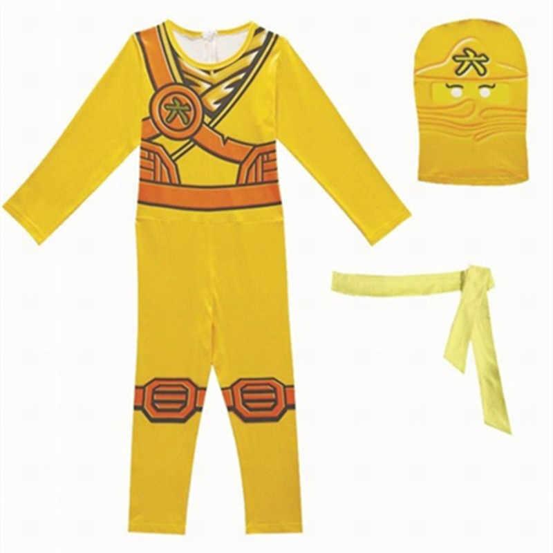 子供アニメ衣装役割アニメ子供衣装ナルト tobi 衣装ハロウィン衣装子供のための carnavalHeaddress ジャンプスーツ