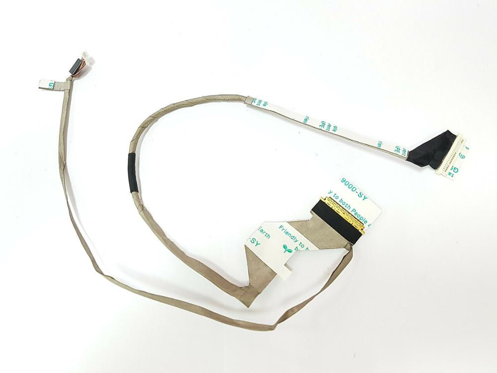 New LCD Cable For Toshiba Satellite A500 A505 A505D DC02000UG00 LED LVDS Screen Display Flex