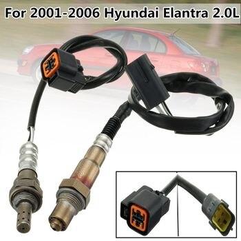 2 шт. кислородный датчик для Hyundai Elantra 2.0L 2001-2006