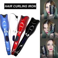 Air Spin N Curl Hair Curler Roller Beach Waves Automatic Rotating Ceramic Electr