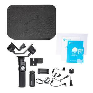 Image 5 - FeiyuTech G6 Max 3 osi kardana ręczna stabilizator (G6 Plus Upgrade Ver) do kamery bez lusterek forLike krótkiego obiektywu, kamera akcji
