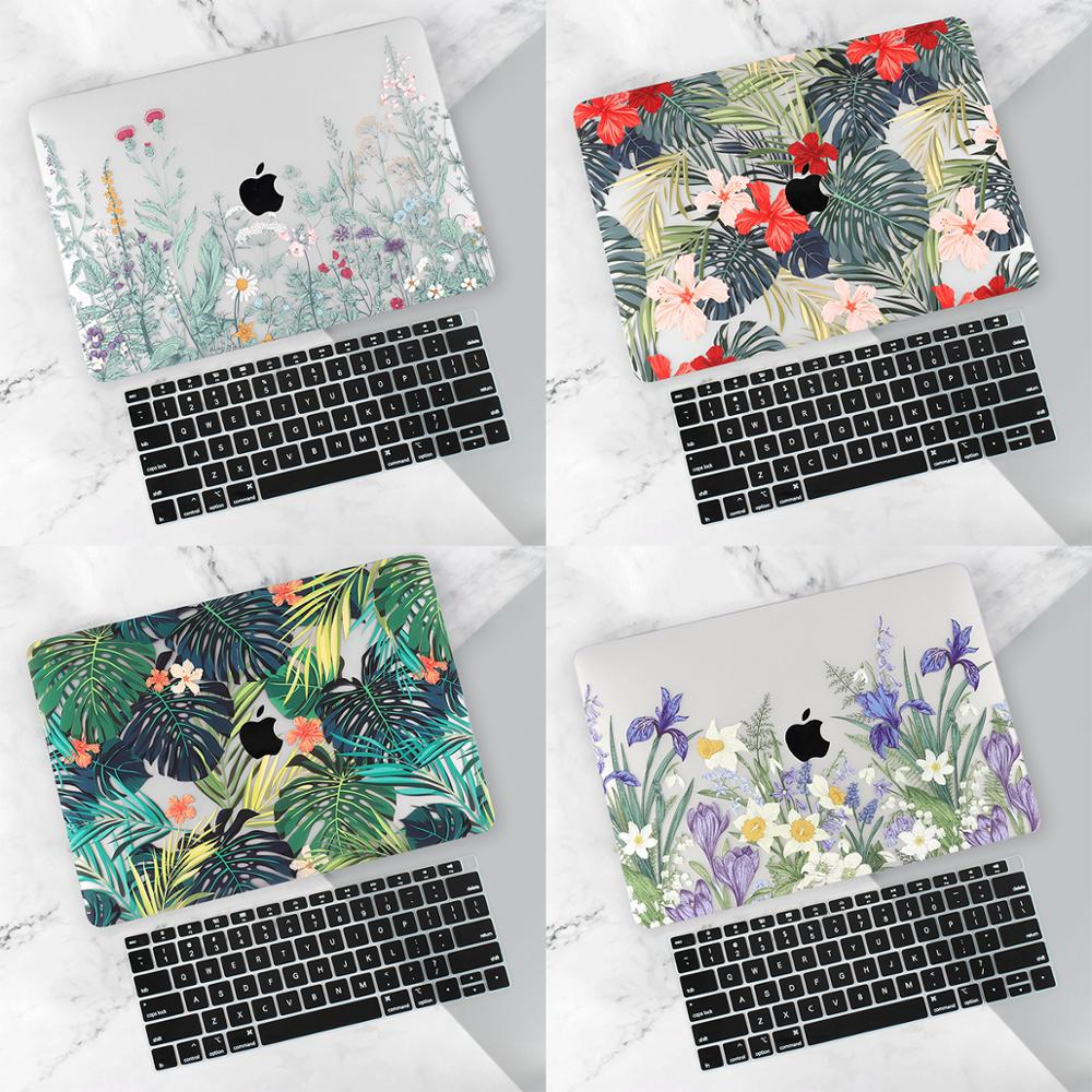 New Print Case for MacBook Air Pro Retina 11 12 13.3 New Mac Book 13 15 Touch Bar 2019 A1932 A2159 A1707 A1990 Keyboard Cover-Rs875-Model A1278
