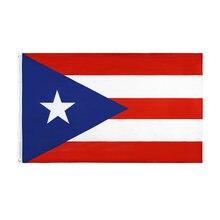 Xiangying x 90x150cm pr bandera de Puerto Rico
