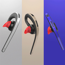 цены Handsfree Bluetooth Headsets Earphone Wireless Sweatproof Sports Bluetooth Headphone With Mic Voice Control Earphone With Earbud