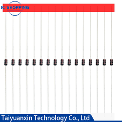 100 PCS Switching Diode 1N4148 IN4148 Switch Tube Direct DO-35