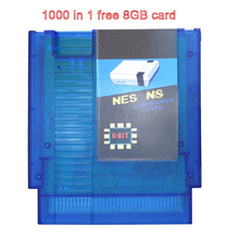 NES N8 game card retro game collection China version suitable for ever drive NES host gift 8G card