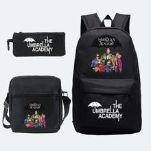The Umbrella Academy Backpack Students School Bags Pattern Girls Boys Children's Schoolbag Mochilas Teenage Bookbag