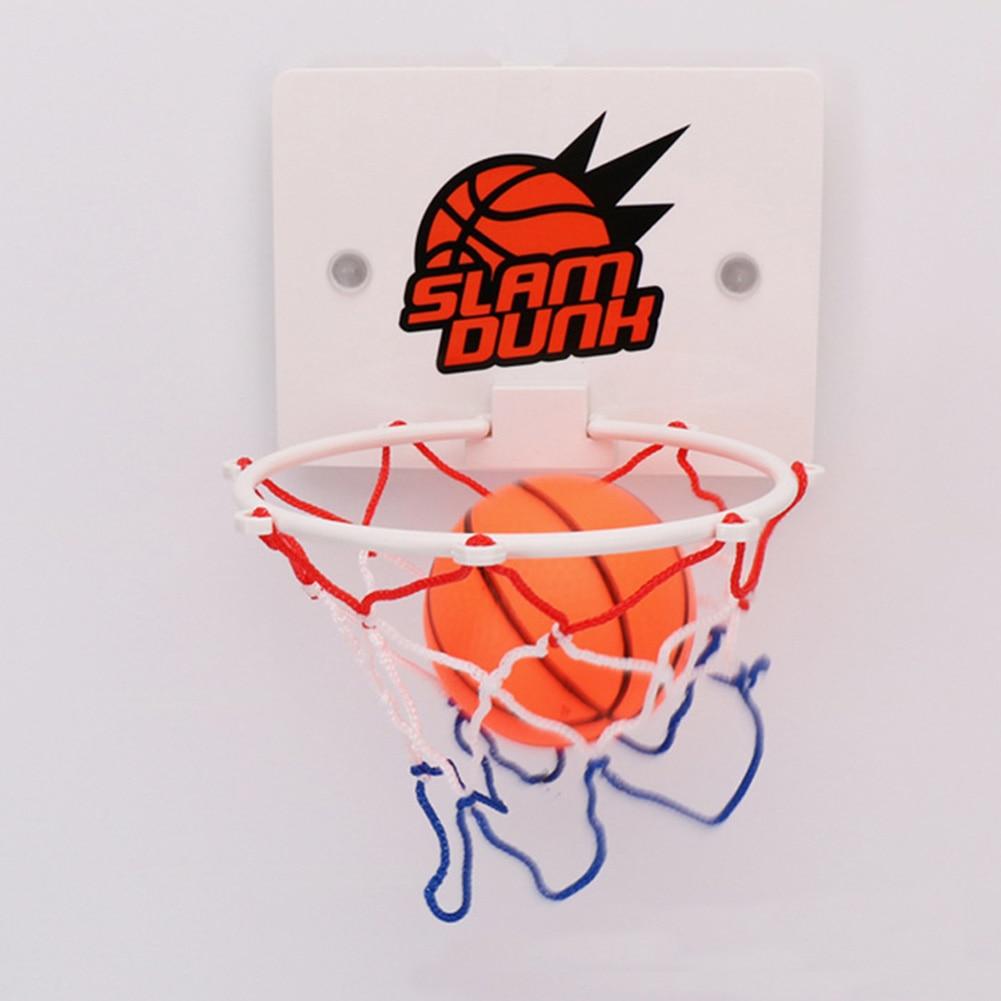Basketball Kids Slam  Toy Set  Outdoor Indoor Wall-mounted Basketball Hoop Game Toy Slam  Toy Set Sports Toys #0822