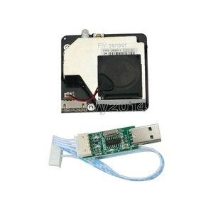 Image 4 - Nova PM sensor SDS011 High precision laser pm2.5 air quality detection sensor module Super dust dust sensors, digital output