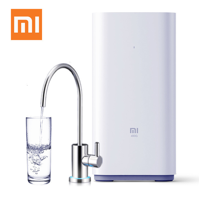Xiaomi Water Purifier 400G Membrane Reverse Osmosis Water Filter System Technology Kitchen Type Household