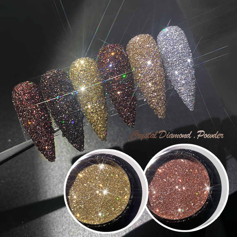 2020 Nieuwe Glanzende Poeder Gel Polish Gel Nagellak Uv Led Nail Art Semi Permanente Hybrid Gel Voor Nail Manicure soak Off Top Wit