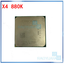 Amd Athlon X4 880 K X4 880 K 4.0 Ghz Quad-Core Cpu Processore AD880KXBI44JC Presa FM2 +