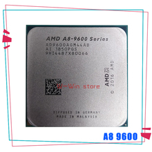 AMD A8-Series A8-9600 A8 9600 3.1 GHz 65W Quad-Core CPU Processor AD9600AGM44AB AD960BAGM44AB Socket AM4