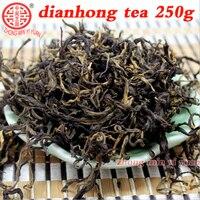 oolong tea DianHong Black tea 250g Chinese Yunnan Dian Hong tea PremiumBeauty Slimming Diuretic Down Three High Green dian hong|Tea Caddies| |  -
