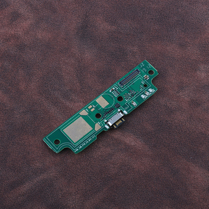 Image 2 - ocolor For Cubot Quest Lite USB Charge Board Assembly Repair Parts For Cubot Quest Lite USB Board Phone Accessories