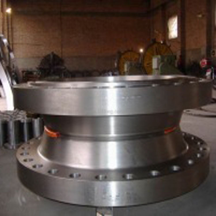 Large Diameter Carbon Steel Welded Flange Petrol Chemical Standard Flange