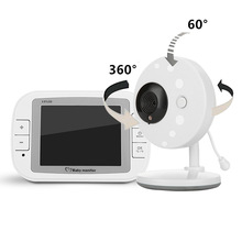 3.5 inch baby monitor video nanny camera audio video night vision camera saver power time wireless nanny camera monitor baby 3 5 inch baby monitor wireless video color baby nanny security camera baba electronic night vision