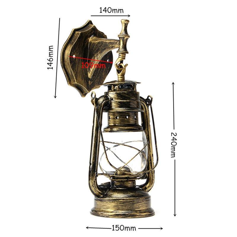parede retro querosene do vintage lanterna celeiro 03