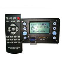 تيار مستمر 5 فولت 4.0 MIC تسجيل ميناء بلوتوث MP3 فك لوحة تركيبية USB SD WAV WMA