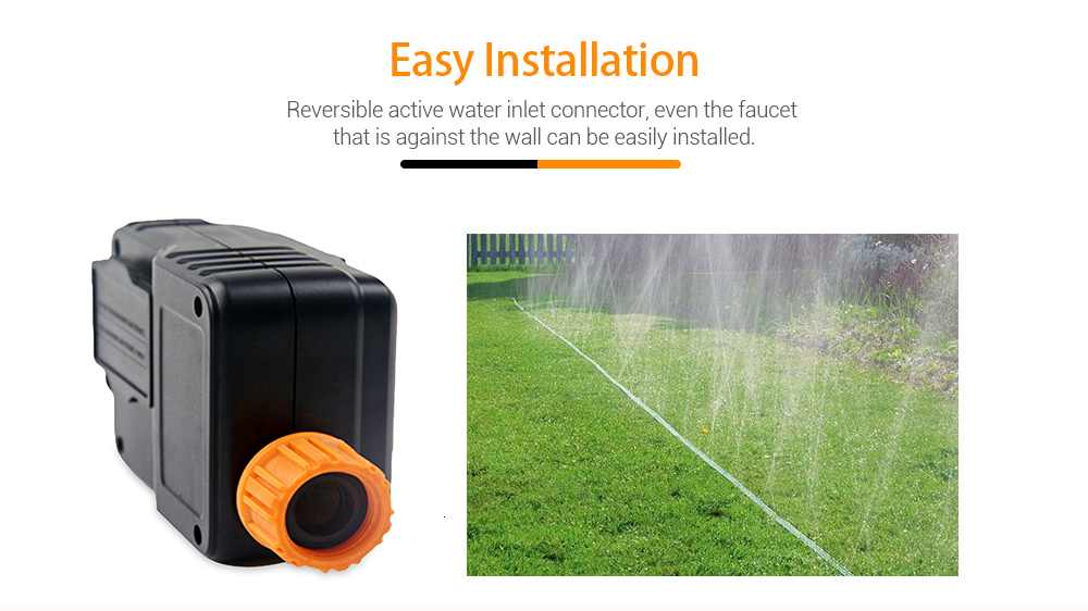 Automatic Electronic Garden Water Timers With Lcd Screen Sprinkler Controller For Outdoor Garden 7