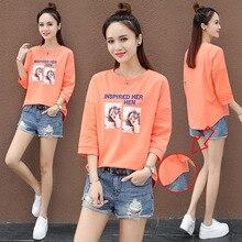 2020 O Neck T Shirt Woman Summer Fashion Irregular Women Shirts Three Quarter Sleeve Shirt Korean Style Tight Woman T-shirt