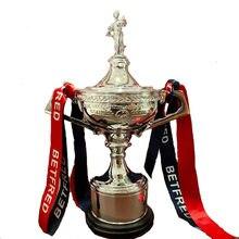 Snooker Trophy replika Champion fani dekoracja pamiątka z żywicy ozdoby na prezenty